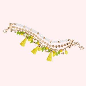 NWT Lilly Pulitzer Clasp Bracelet